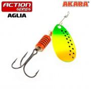 Блесна Akara Aglia 0, 2.5 гр, цвет A22