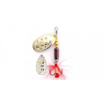 Блесна Lucky John Bonnie Blade №5, цвет: 002/13.4гр