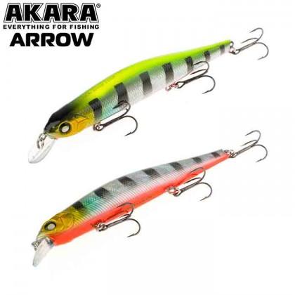 Воблер Akara Arrow 110SP, 17 гр, цвет А205