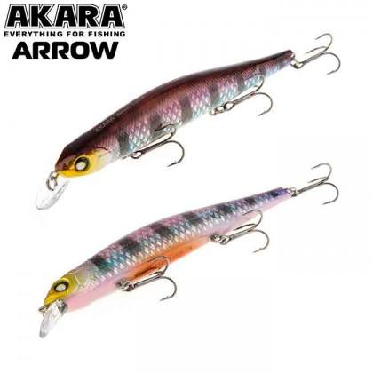 Воблер Akara Arrow 110SP, 17 гр, цвет А209