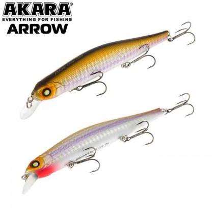 Воблер Akara Arrow 110SP, 17 гр, цвет А211