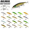 Воблер Akara BEST MINNOW 100SP (10см, 15гр, 0-2,0м) А99
