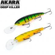 Воблер Akara Deep Killer 120F (12см, 20гр, 3,0-6,0м) А11