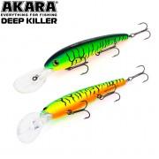 Воблер Akara Deep Killer 120F (12см, 20гр, 3,0-6,0м) А68