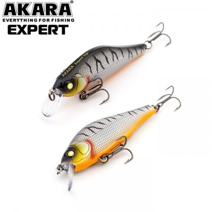 Воблер Akara Expert 70F (7см; 9гр; 0-1,5м) А111