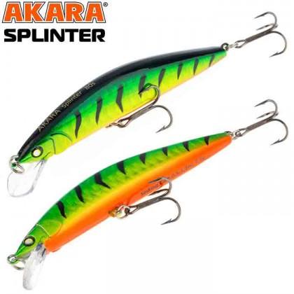 Воблер Akara Splinter 65S, 5 гр, цвет А99