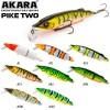 Воблер Akara Pike Two 100F, 17 гр, цвет А107