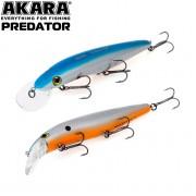 Воблер Akara Predator 100F (10см, 11гр, 0,6-1,8м) А12