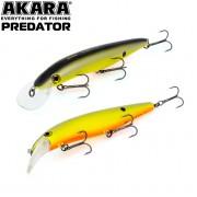 Воблер Akara Predator 100F (10см, 11гр, 0,6-1,8м) А33