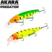 Воблер Akara Predator 85F (8,5см, 8гр, 0,6-1,8м) А102