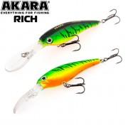 Воблер Akara Rich 60F (6см; 7гр; 1,0-2,5м) А68