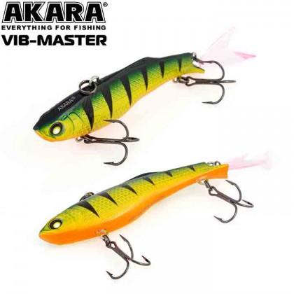 Воблер раттлин Akara Vib-Master 85, цвет A11
