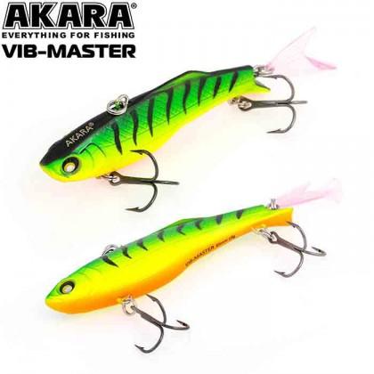 Воблер раттлин Akara Vib-Master 85, цвет A8
