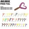 Твистер Akara Frog Tail 20, цвет 418