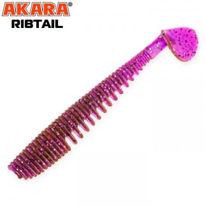 Силиконовый рипер Akara Ribtail 90, цвет 413