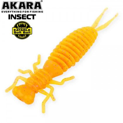 Твистер Akara Eatable Insect 35, цвет 085