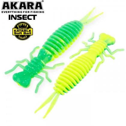 Твистер Akara Eatable Insect 35, цвет 88Т