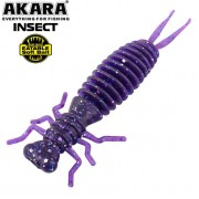 Твистер Akara Eatable Insect 65, цвет Х040