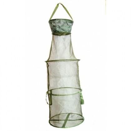 Садок матерчатый 3 секц, 35*100см