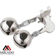 Колокольчик Mikado AMR02-1199-16 с гнездом под светлячок