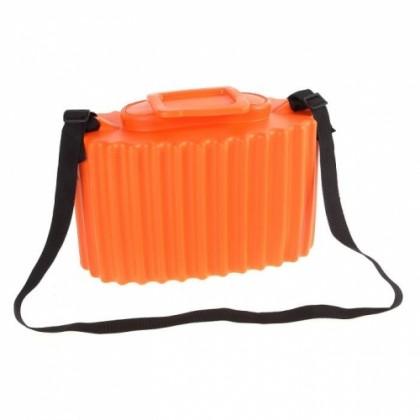 Кан для живца Профессионал, 7.5л (оранжевый)