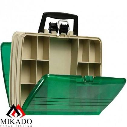 Коробка рыболовная Mikado UAC-С005, 32х21х11см