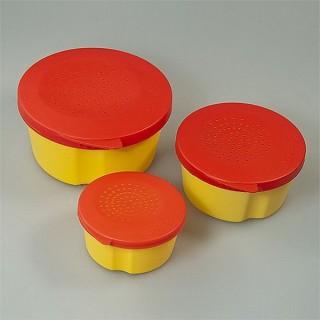 Коробки для наживки Salmo 3шт, набор