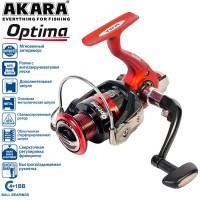Безынерционная катушка Akara Optima 1000, 4+1п