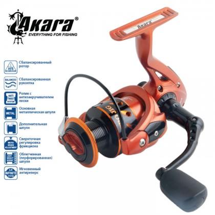 Безынерционная катушка Akara Pro Jig PJF2000, 5+1п