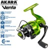 Безынерционная катушка Akara Venta 500, 6п+1