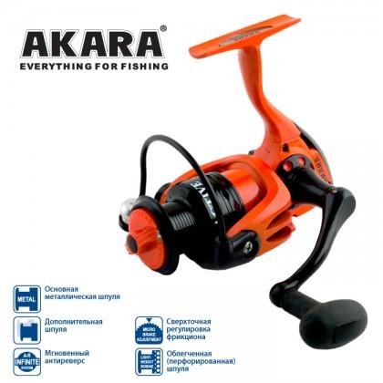 Катушка Akara Active AF1000, 4+1