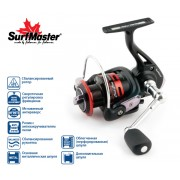 Катушка Surf Master Black Bass FB1500A, 5+1