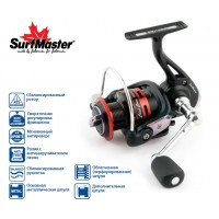 Катушка Surf Master Black Bass FB3500A, 5+1