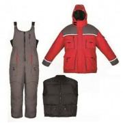 Костюм зимний Чайка Эверест Red -35°С