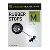 Набор стопоров резиновых Feeder Concept 002M, 5 шт