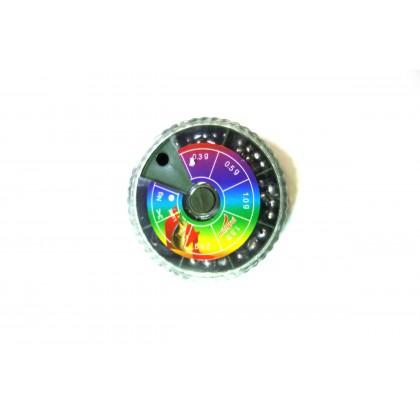 Набор грузов CLH1-00 70г (0.3-2.5г)