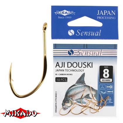 Крючки Mikado Sensual Aji Douski №12