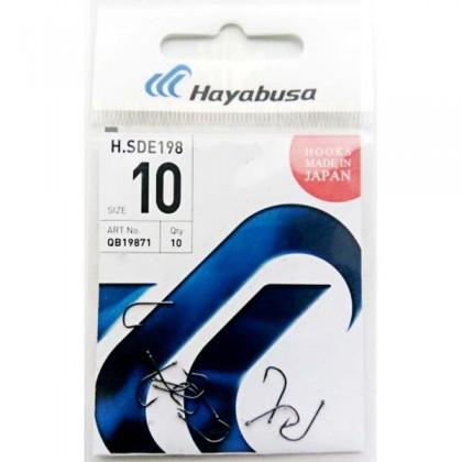 Крючки Hayabusa H.SDE198 №8 BN