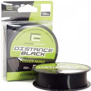 Леска монофильная Feeder Concept Distance Black 150м