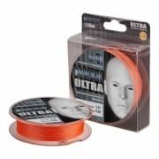 Плетенка Akkoi Mask Ultra X4-100м (оранжевая)