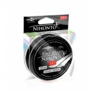 Плетенка MIKADO NIHONTO FINE BRAID Black, 150м