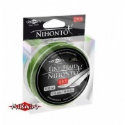 Плетенка MIKADO NIHONTO FINE BRAID Green, 100м