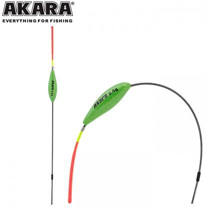 Поплавок Akara из EVA M-105 (0,5гр/20см)