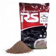 Прикормка RS Карп мелкого помола (чёрный), 1кг