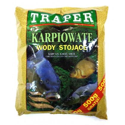 Прикормка Traper Базовая Озеро, 2.5кг