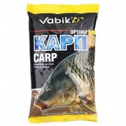 Прикормка Vabik Optima Carp Карп (коричневая), 1кг
