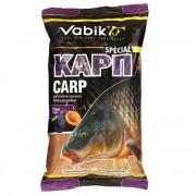 """Прикормка Vabik Special """"Карп Сліўка"""" (желто-коричневая), 1кг"""
