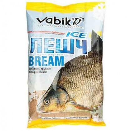 Прикормка зимняя Vabik Ice Bream (лещ желто-коричневый), 0.75кг