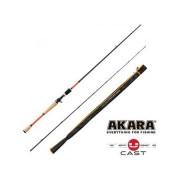 Спиннинг Akara Teuri Cast 702H 2.1м/17.5-49гр