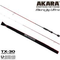 Спиннинг Akara SL1004 Micro Jig Ultra 2.3м/0.5-6гр